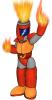 Fire Man X