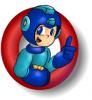 Mega Man - Thumb up!